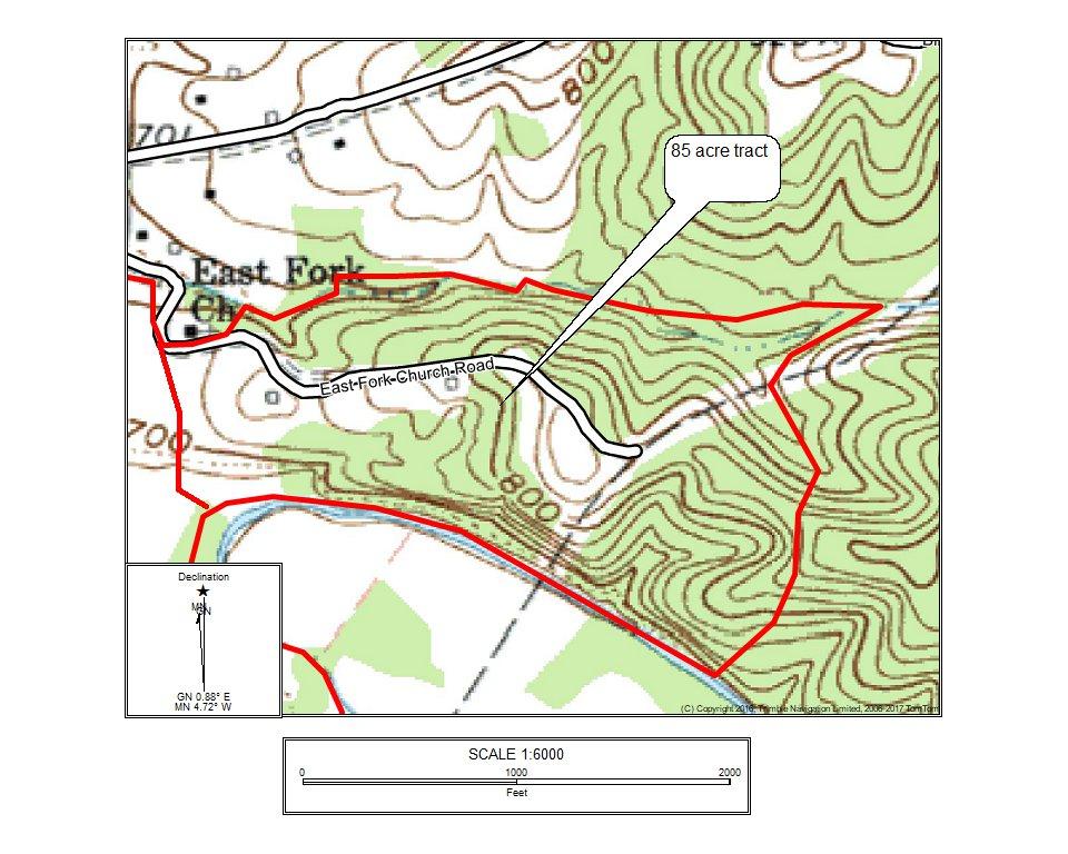 85 Acre Gem in Metcalfe County Kentucky (Under Contract